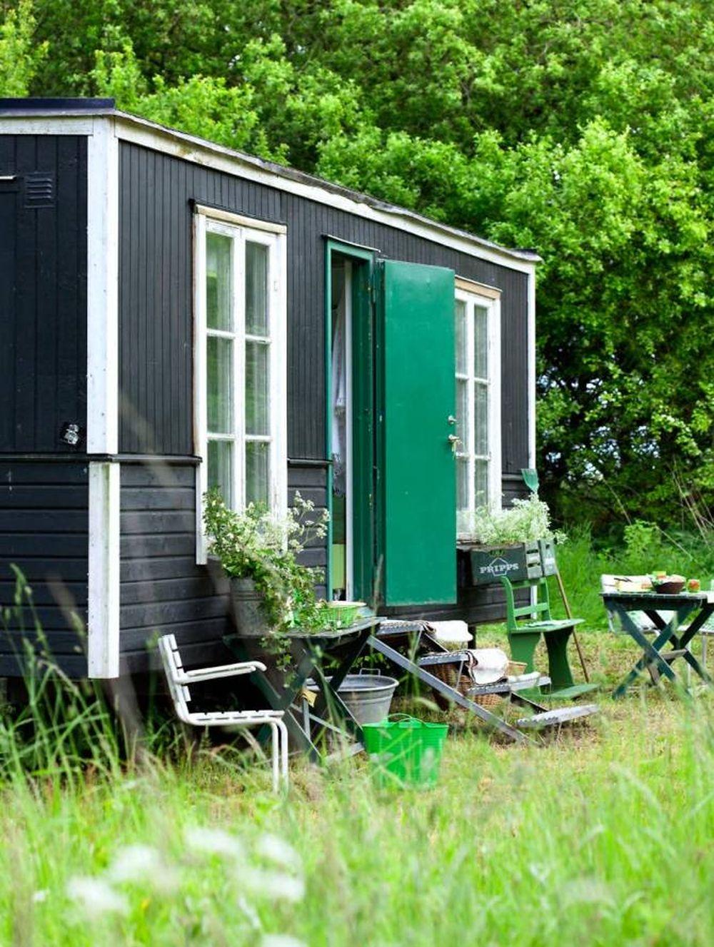 adelaparvu.com despre casa de vacanta pe roti, 18 mp, Suedia, Foto Minna Mercke-Schmidt (2)