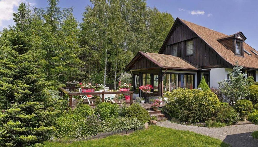 adelaparvu.com despre casa in stil rustic, Polonia, Foto Michal Skorupski (3)