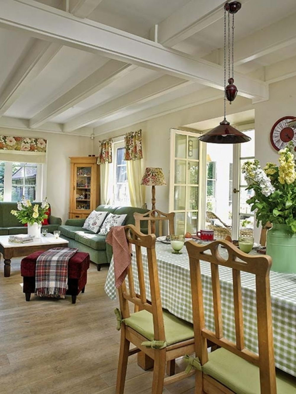 adelaparvu.com despre casa in stil rustic, Polonia, Foto Michal Skorupski (7)