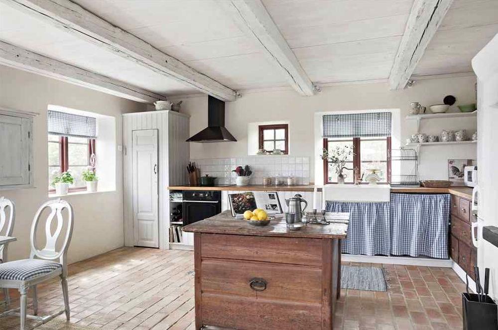 adelaparvu.com despre casa rustica Suedia, casa noua care pare veche, Foto Mats Svensson (1)