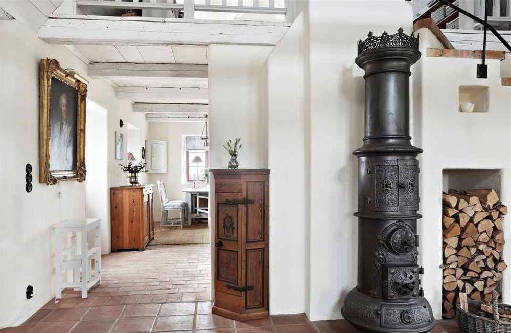 adelaparvu.com despre casa rustica Suedia, casa noua care pare veche, Foto Mats Svensson (10)