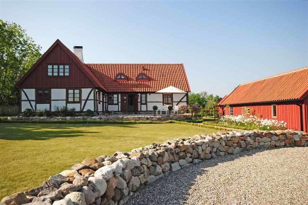 adelaparvu.com despre casa rustica Suedia, casa noua care pare veche, Foto Mats Svensson (12)