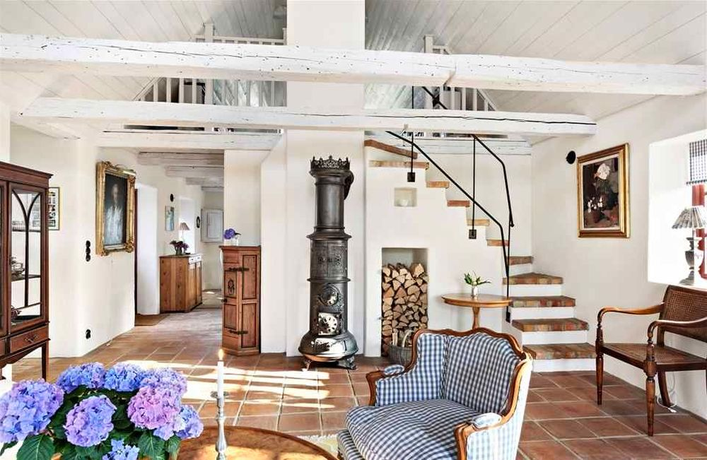adelaparvu.com despre casa rustica Suedia, casa noua care pare veche, Foto Mats Svensson (22)