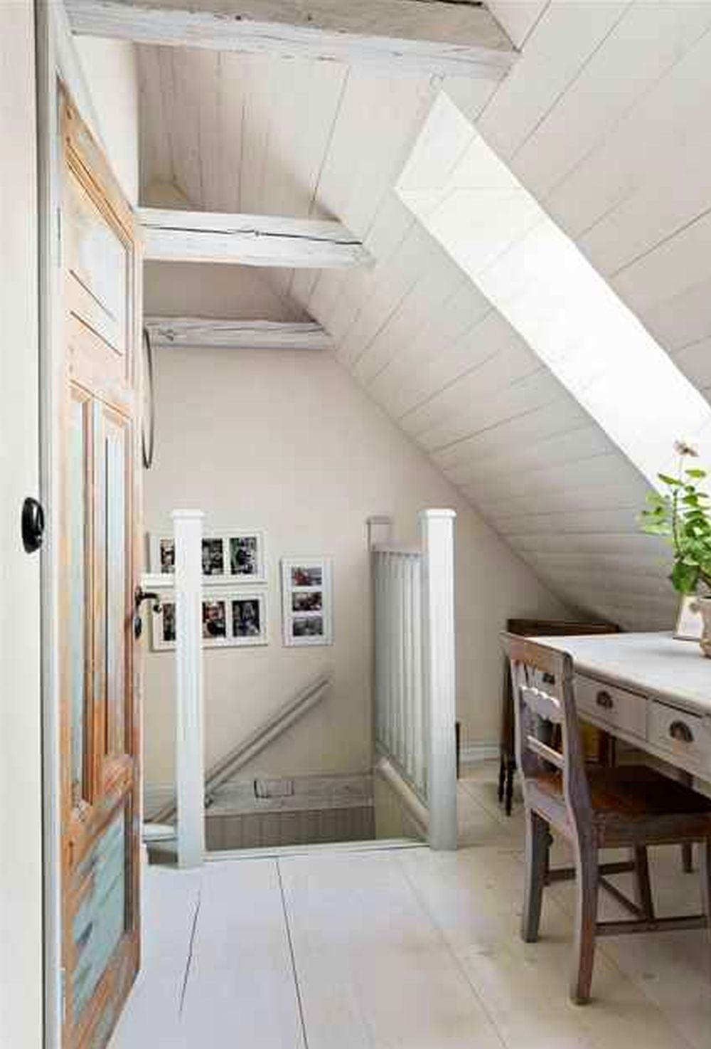 adelaparvu.com despre casa rustica Suedia, casa noua care pare veche, Foto Mats Svensson (3)