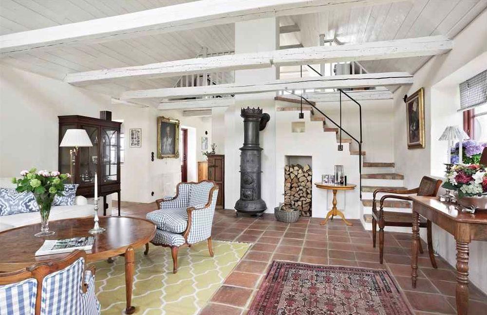 adelaparvu.com despre casa rustica Suedia, casa noua care pare veche, Foto Mats Svensson (4)