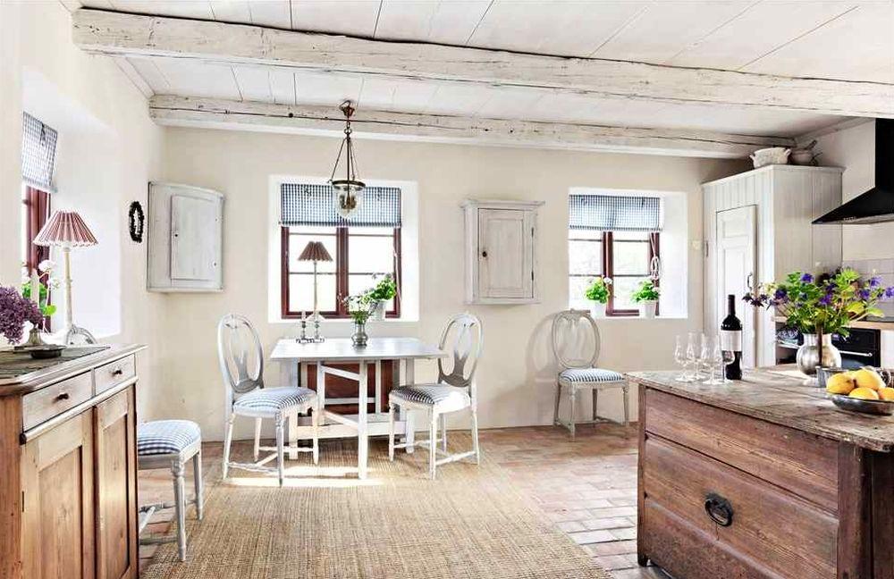 adelaparvu.com despre casa rustica Suedia, casa noua care pare veche, Foto Mats Svensson (8)
