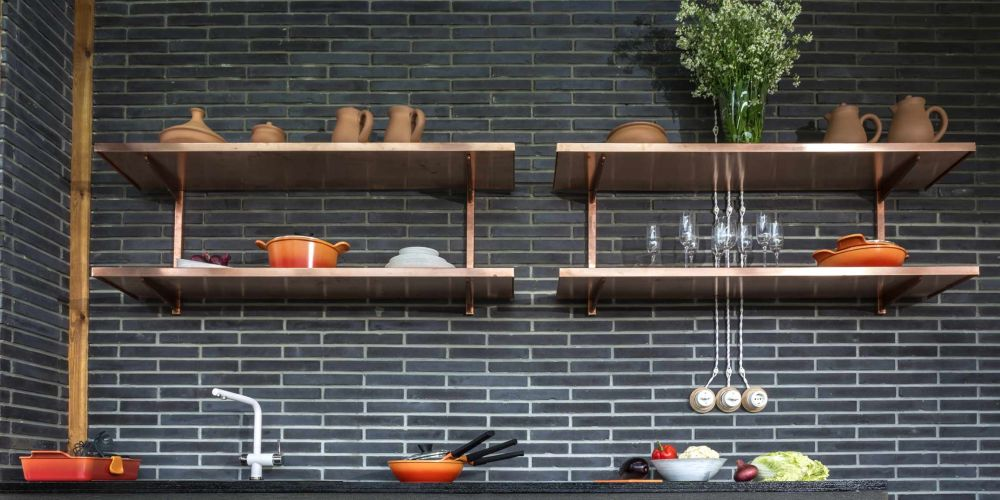 adelaparvu.com despre chiosc de gradina in stil industrial, design Liudmila Verba, Foto Olga Oliushina (2)