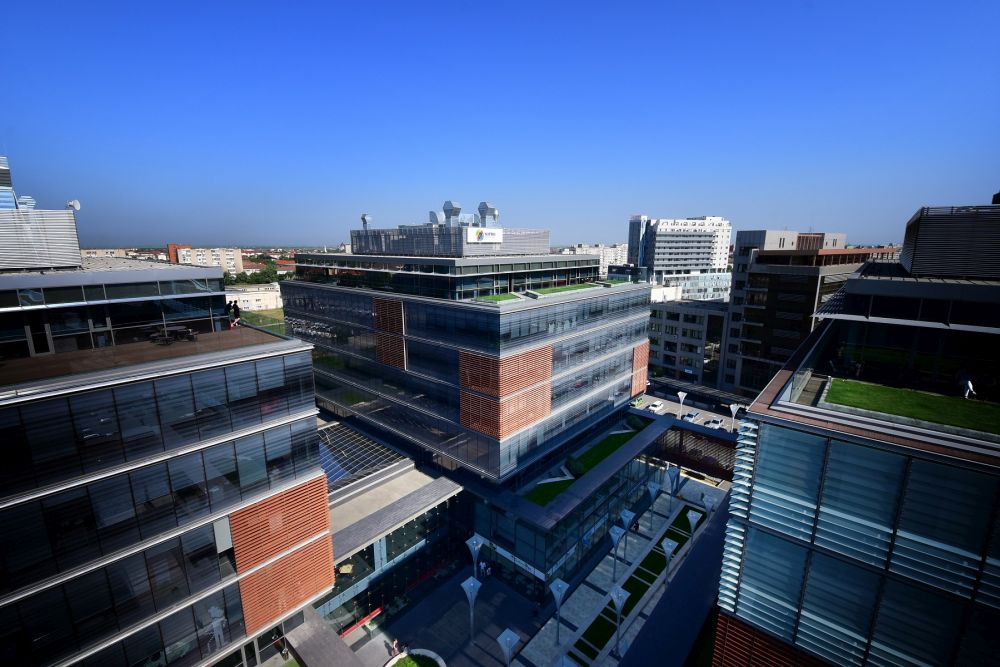 adelaparvu.com despre consurs pentru tinerii arhitecti, in foto City Business Centre Timisoara