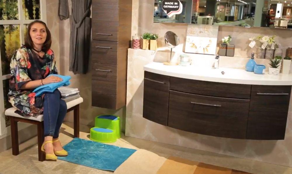 adelaparvu.com despre decorarea camerei de baie, foto Adela Parvu in magazinul Kika