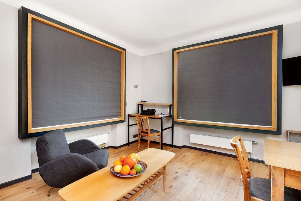 adelaparvu.com despre garsoniera 37 mp cu 4 locuri de dormit, Varsovia, design KlamaStudio, Foto Monika Filipiuk-Obalek (11)