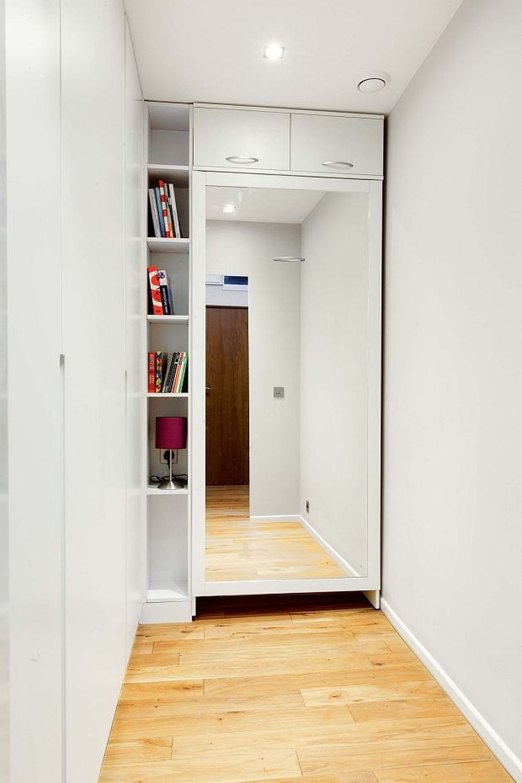 adelaparvu.com despre garsoniera 37 mp cu 4 locuri de dormit, Varsovia, design KlamaStudio, Foto Monika Filipiuk-Obalek (4)