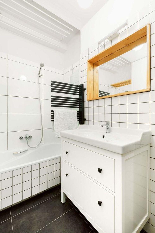 adelaparvu.com despre garsoniera 37 mp cu 4 locuri de dormit, Varsovia, design KlamaStudio, Foto Monika Filipiuk-Obalek (5)