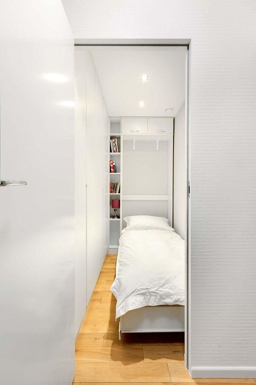 adelaparvu.com despre garsoniera 37 mp cu 4 locuri de dormit, Varsovia, design KlamaStudio, Foto Monika Filipiuk-Obalek (8)