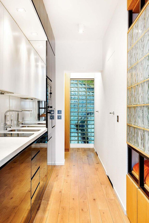 adelaparvu.com despre garsoniera 37 mp cu 4 locuri de dormit, Varsovia, design KlamaStudio, Foto Monika Filipiuk-Obalek (9)