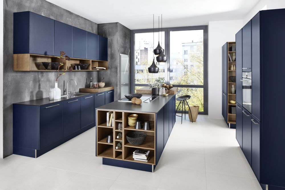 Bucătărie Nolte, brand de bucătării germane disponibile la comandă prin Kika