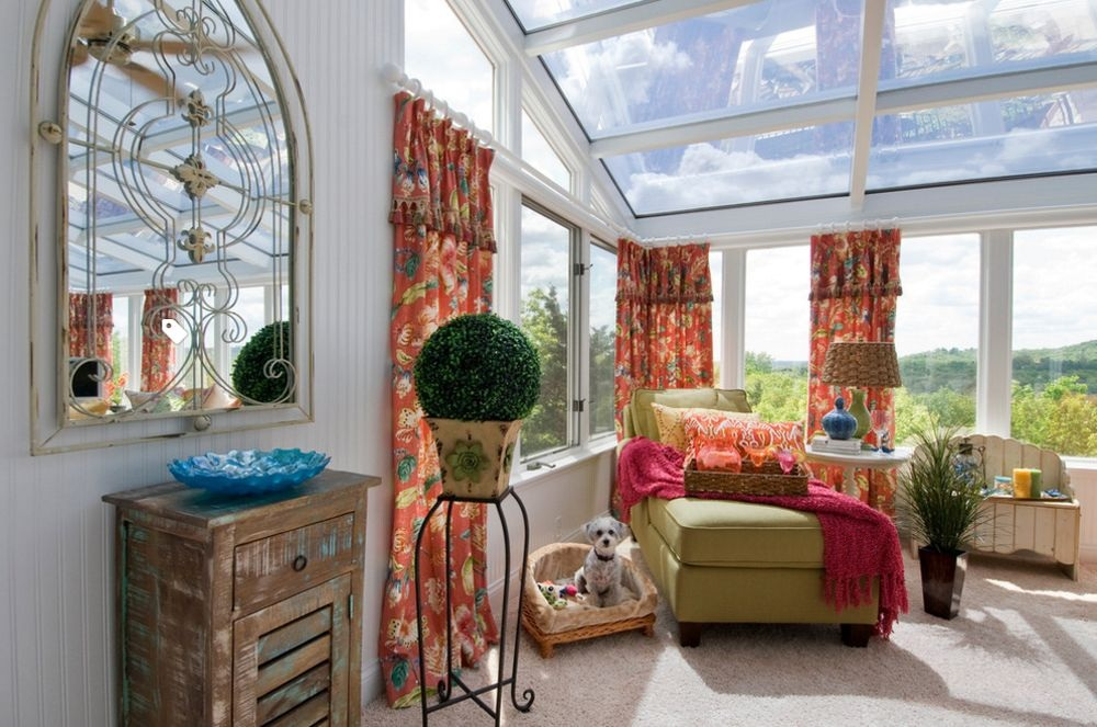 adelaparvu.com despre veranda cu acoperis transparent, Design JML Interior Design 1