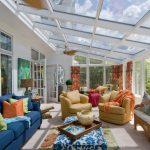 adelaparvu.com despre veranda cu acoperis transparent, Design JML Interior Design