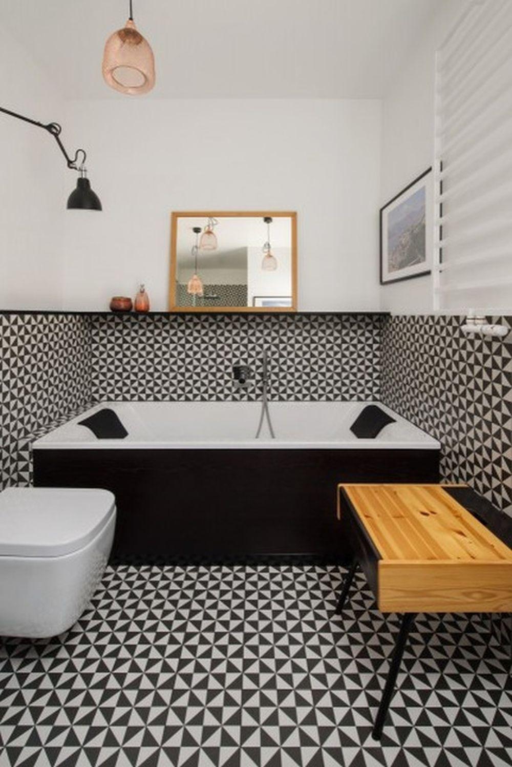 adelaparvu.com despre amenajare apartament 62 mp stil industrial, Design Razoo Architekci, Foto Meluzyna Studio (13)