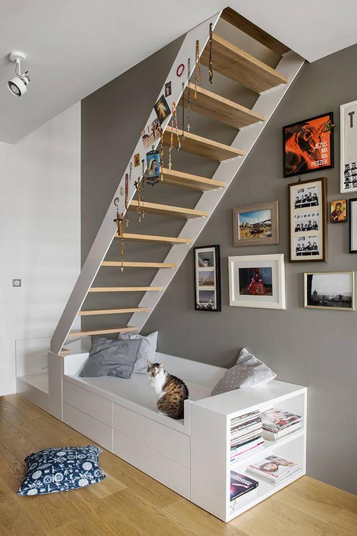 adelaparvu.com despre amenajare apartament 62 mp stil industrial, Design Razoo Architekci, Foto Meluzyna Studio (8)