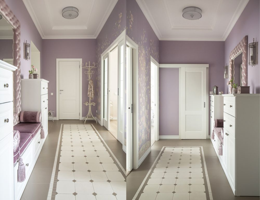 adelaparvu.com despre amenajare romantica apartament de 2 camere, 55 mp, design Svetlana Yurkova (1)
