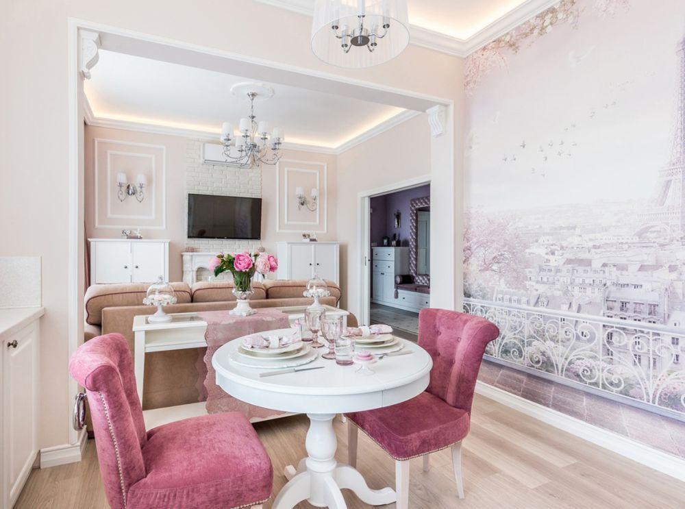 adelaparvu.com despre amenajare romantica apartament de 2 camere, 55 mp, design Svetlana Yurkova (15)