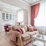 adelaparvu.com despre amenajare romantica apartament de 2 camere, 55 mp, design Svetlana Yurkova (16)