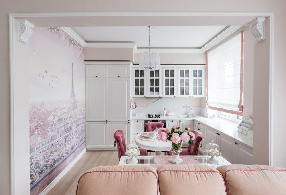 adelaparvu.com despre amenajare romantica apartament de 2 camere, 55 mp, design Svetlana Yurkova (18)