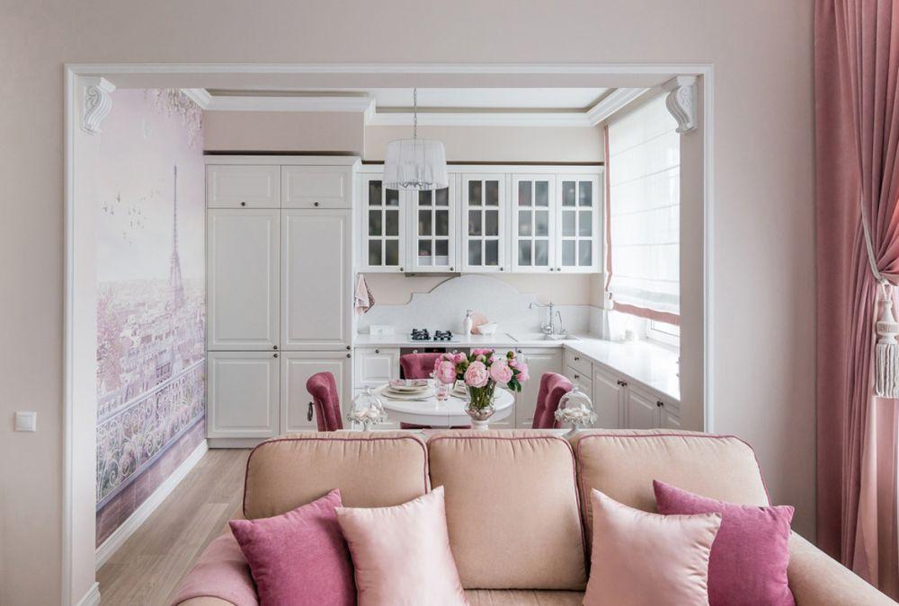 adelaparvu.com despre amenajare romantica apartament de 2 camere, 55 mp, design Svetlana Yurkova (19)