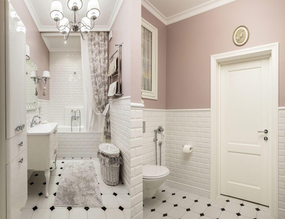 adelaparvu.com despre amenajare romantica apartament de 2 camere, 55 mp, design Svetlana Yurkova (2)