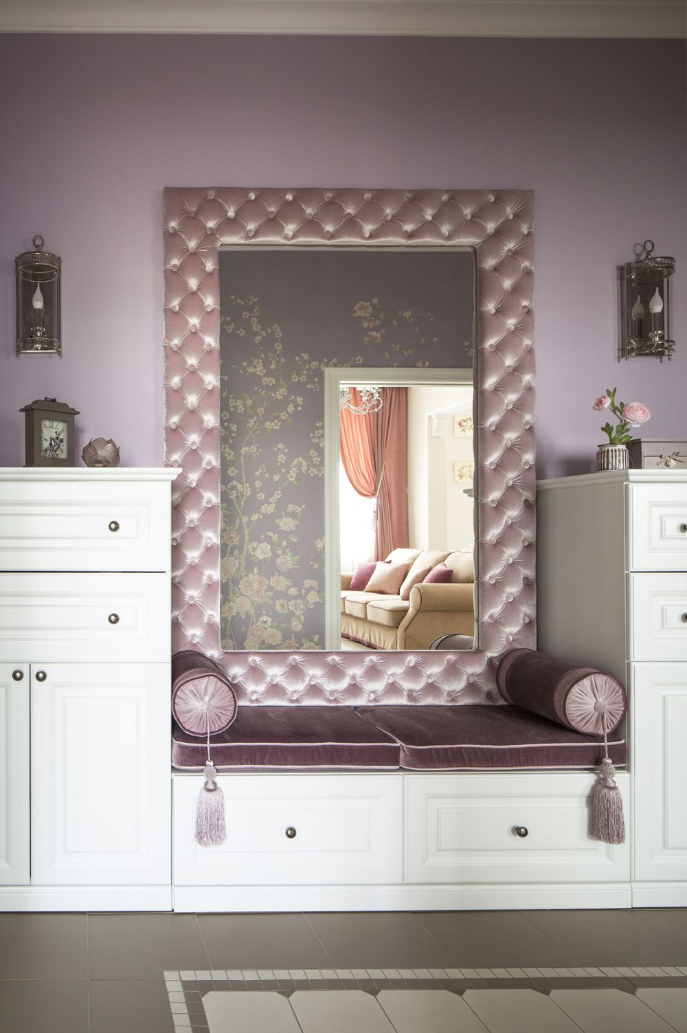 adelaparvu.com despre amenajare romantica apartament de 2 camere, 55 mp, design Svetlana Yurkova (5)
