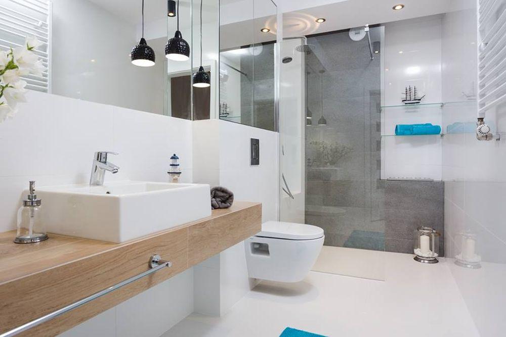 adelaparvu.com despre apartament 55 mp cu loc tv in centrul livingului, Design interior Justyna Lewicka Design (11)
