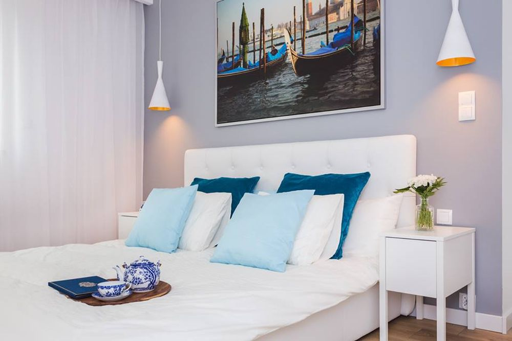 adelaparvu.com despre apartament 55 mp cu loc tv in centrul livingului, Design interior Justyna Lewicka Design (12)