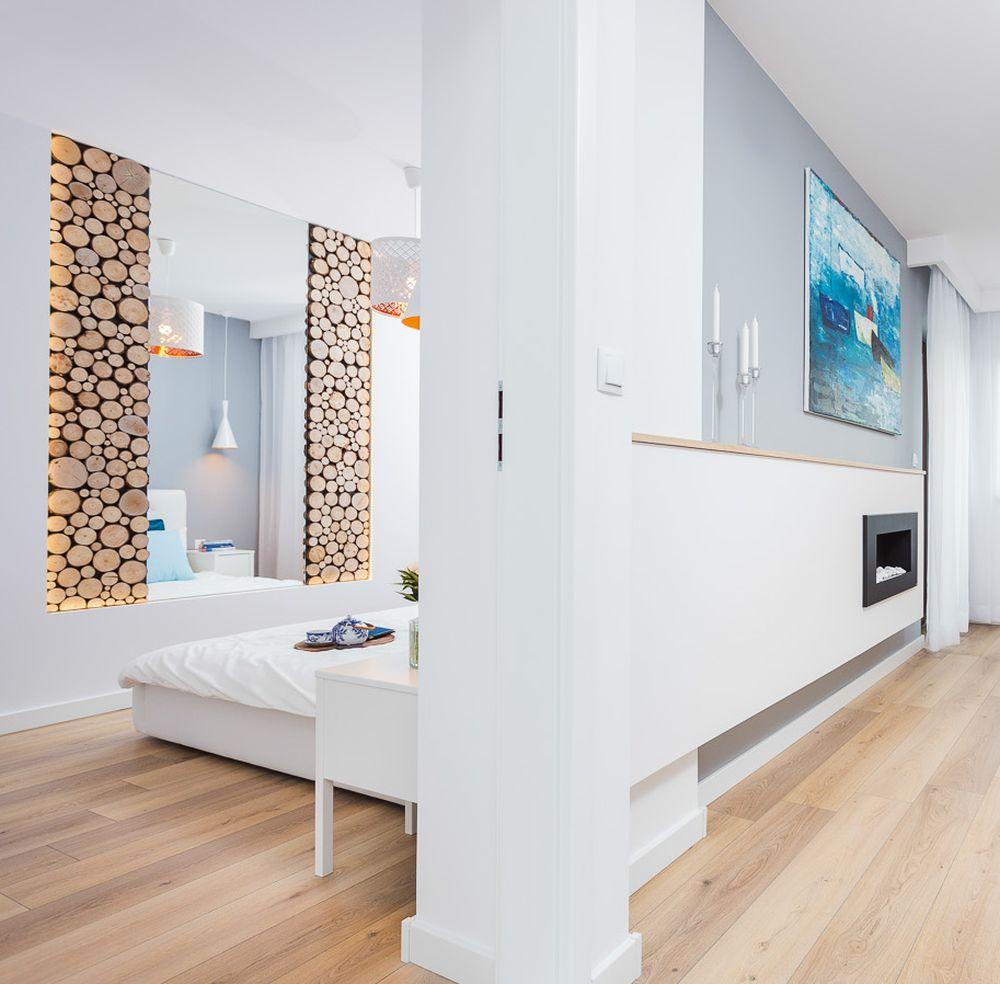 adelaparvu.com despre apartament 55 mp cu loc tv in centrul livingului, Design interior Justyna Lewicka Design (13)