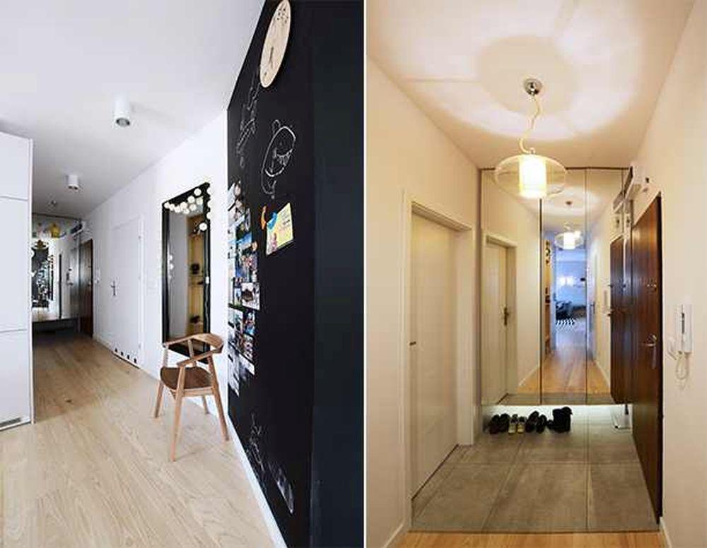 adelaparvu.com despre apartament 62 mp situat pe nord, design Devangari Design (1)