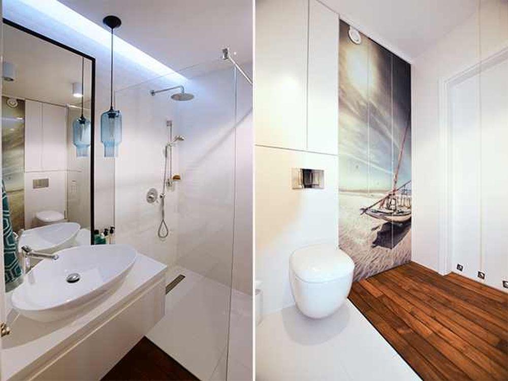 adelaparvu.com despre apartament 62 mp situat pe nord, design Devangari Design (3)