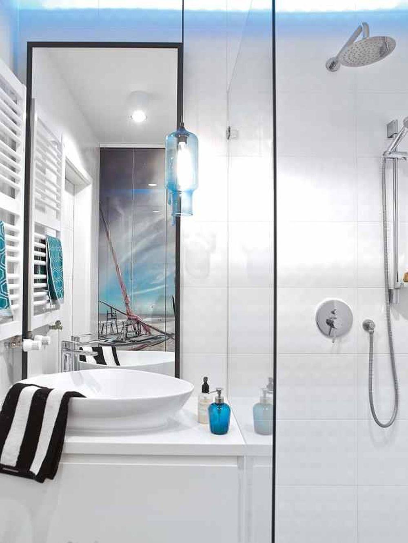adelaparvu.com despre apartament 62 mp situat pe nord, design Devangari Design (6)