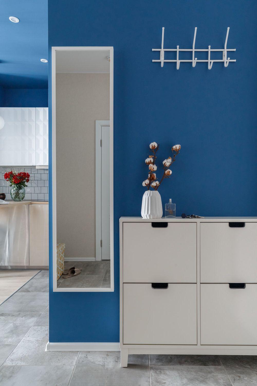 adelaparvu.com despre apartament de 2 camere in 40 mp, design Marina Novikova si Olga Ljubis, Foto Mikhail Loskutov (18)
