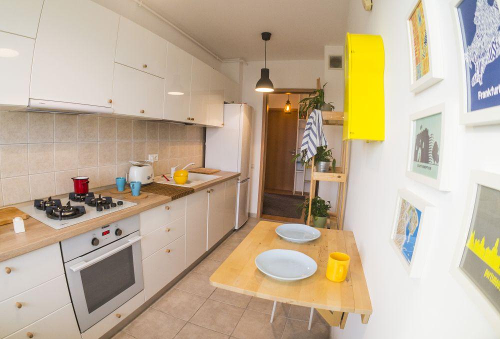 adelaparvu.com despre apartament de 3 camere, 90 mp, in stil scandinav, Bucuresti, design arh. Cristian Emanuel Patrascu (12)