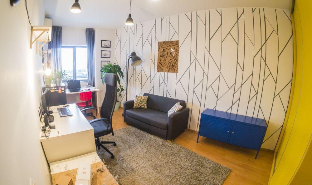 adelaparvu.com despre apartament de 3 camere, 90 mp, in stil scandinav, Bucuresti, design arh. Cristian Emanuel Patrascu (15)