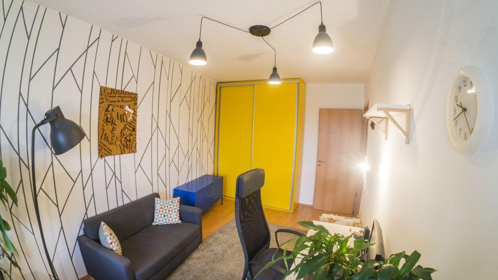 adelaparvu.com despre apartament de 3 camere, 90 mp, in stil scandinav, Bucuresti, design arh. Cristian Emanuel Patrascu (16)