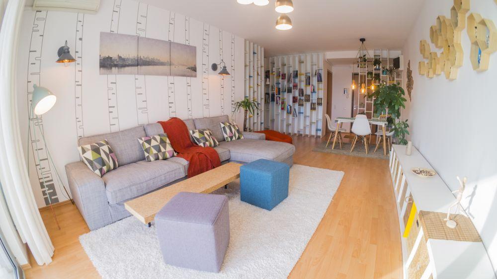 adelaparvu.com despre apartament de 3 camere, 90 mp, in stil scandinav, Bucuresti, design arh. Cristian Emanuel Patrascu (5)