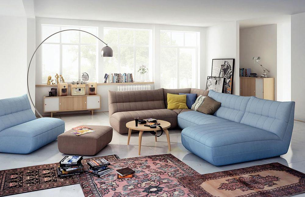 adelaparvu.com despre canapeaua potrivita, in Foto model canapeaua Mirella de la Kika