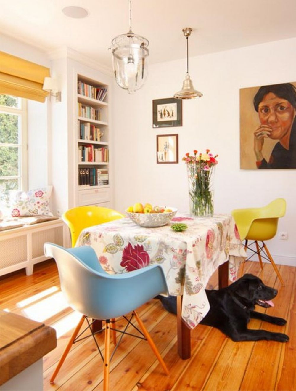 adelaparvu.com despre casa cu interior in stil englezesc, casa Polonia, design Marta Sikorska, Foto Michal Zalewski (1)