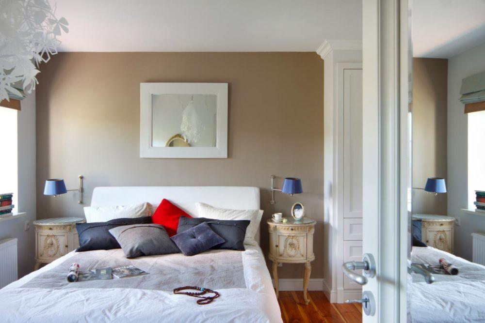 adelaparvu.com despre casa cu interior in stil englezesc, casa Polonia, design Marta Sikorska, Foto Michal Zalewski (10)