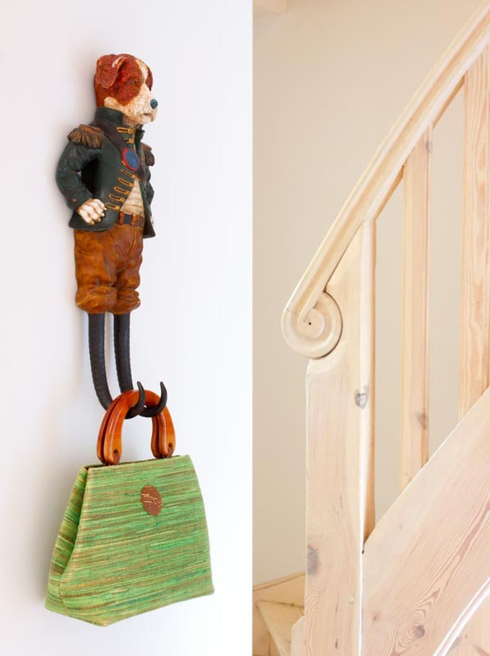 adelaparvu.com despre casa cu interior in stil englezesc, casa Polonia, design Marta Sikorska, Foto Michal Zalewski (11)