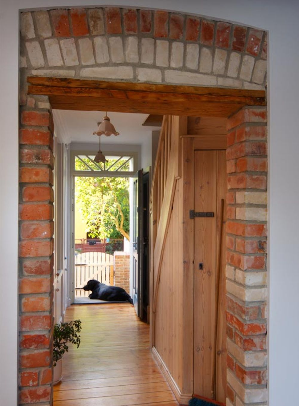 adelaparvu.com despre casa cu interior in stil englezesc, casa Polonia, design Marta Sikorska, Foto Michal Zalewski (12)