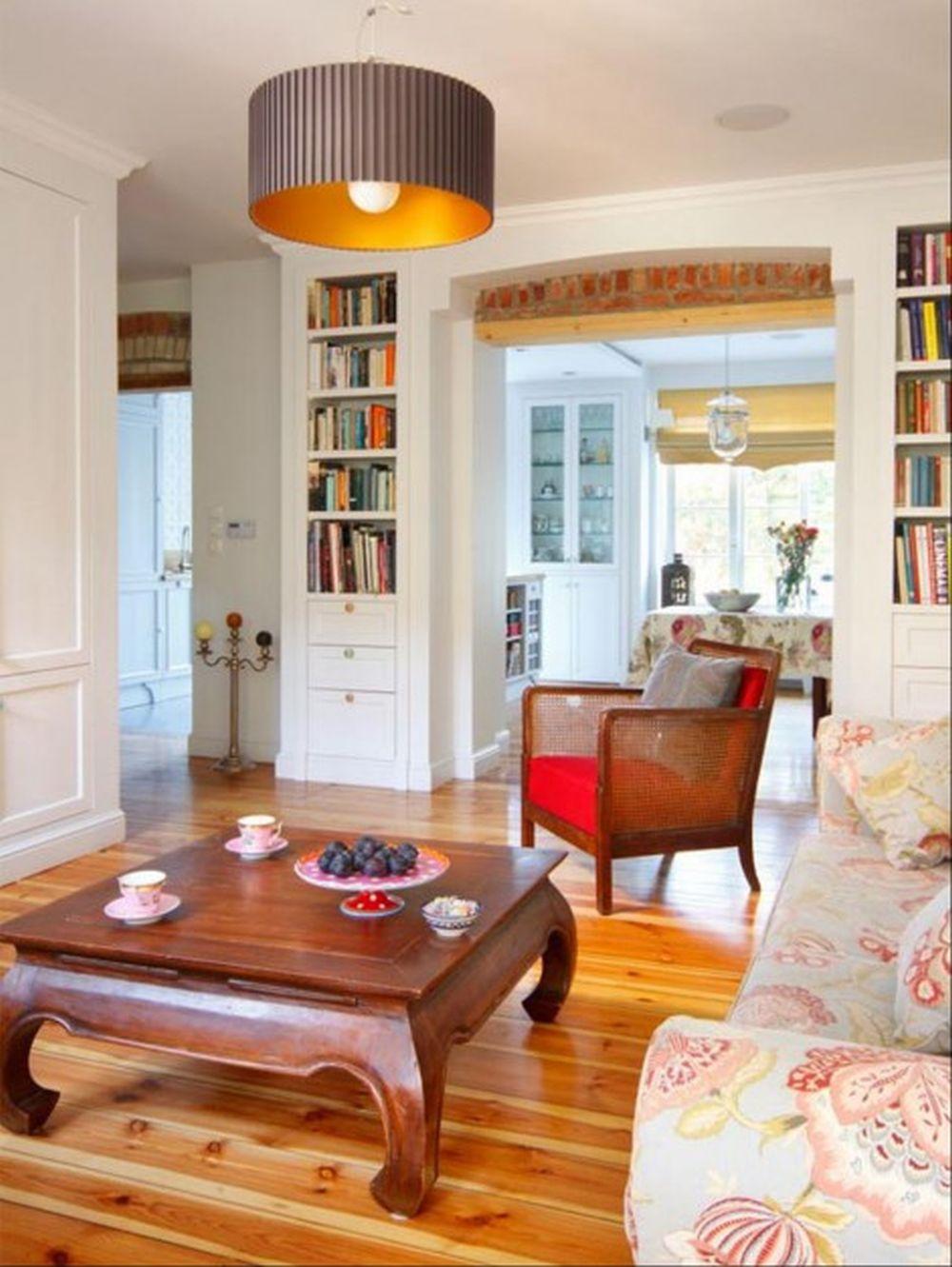 adelaparvu.com despre casa cu interior in stil englezesc, casa Polonia, design Marta Sikorska, Foto Michal Zalewski (2)
