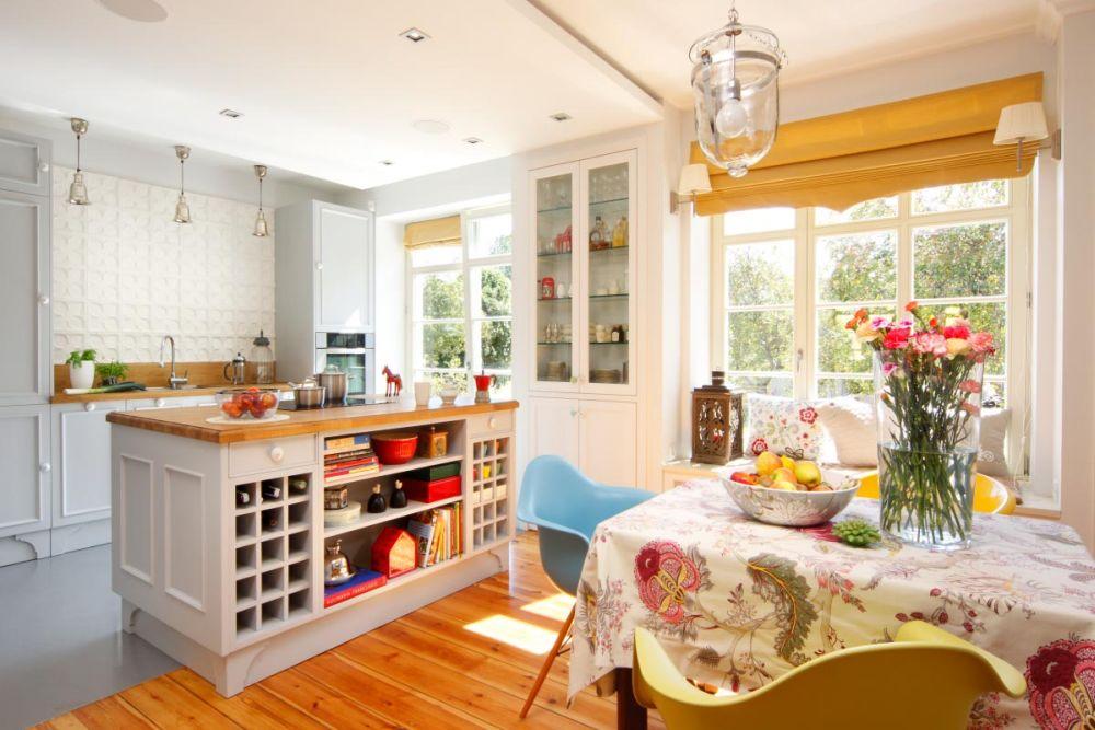 adelaparvu.com despre casa cu interior in stil englezesc, casa Polonia, design Marta Sikorska, Foto Michal Zalewski (4)