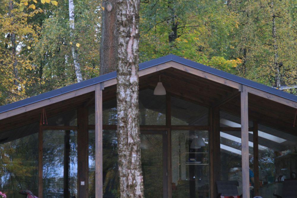adelaparvu.com despre casa din lemn construita in 10 zile, 110 mp, arhitectura Bio Architects, constructie DublDom (10)