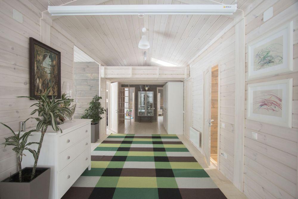 adelaparvu.com despre casa din lemn construita in 10 zile, 110 mp, arhitectura Bio Architects, constructie DublDom (15)
